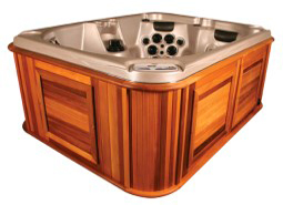 Arctic Spas - Hot Tubs Range by E. Boffo Lorraine
